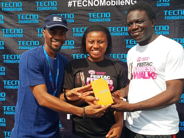 Tecno mobile powers second edition of