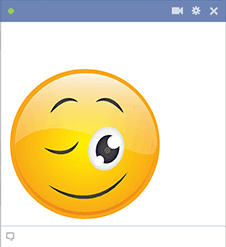 Big Wink FB Smiley