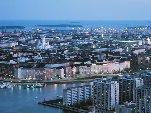 Φινλανδία: Δείτε πως είναι η πραγματική βιώσιμη αστική ανάπτυξη… (βίντεο)