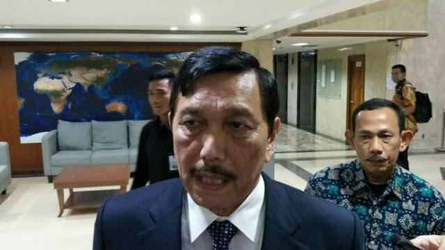 Amien Rais Tuding Jokowi Ngibul, Menko Luhut Geram, 'Jangan asal, Saya tahu track record-mu, Dosa mu Banyak juga kok'