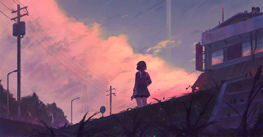 Sưu tập tranh, ảnh đẹp nhất của tác giả Guweiz | PHẦN 2