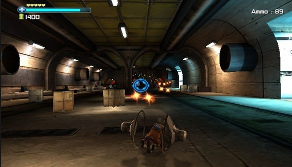 Download G-Force High Compress PPSSPP