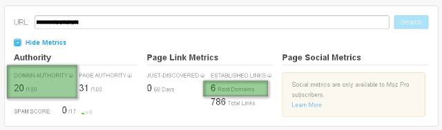 Competitive Link Analysis Using Open Site Explorer