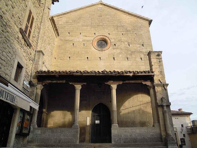 Sem vocações no mundo, franciscano fecham o convento São Francisco, em San Marino.