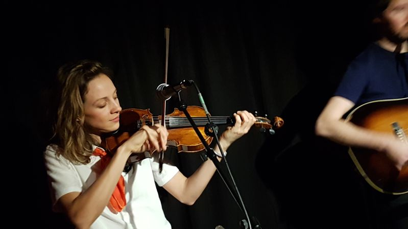 Mandolin Orange live in Munich 2018