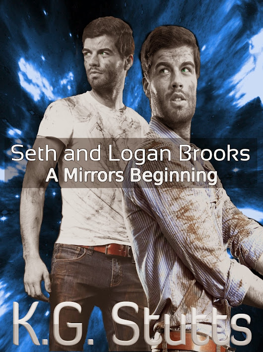 My Creative Desk: Cover reveal: Seth and Logan
