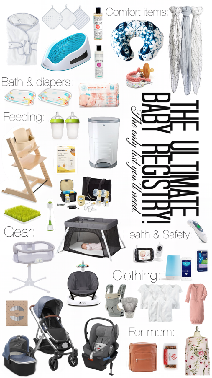 Hello Baby Brown The Ultimate Baby Registry Guide