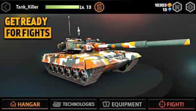 Iron Tank Assault: Frontline Breaching Storm Mod Apk