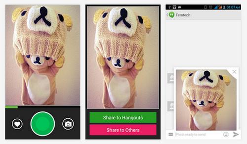 Hangouts GIF Recorder - Aplikasi Pembuat Animasi GIF
