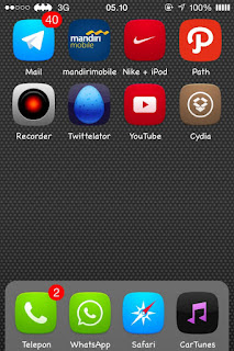 Winterboard on iphone 4 jailbreak