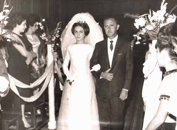 Dener Pamplona vestido de noiva