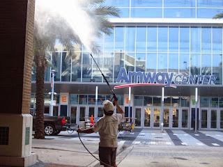 Pressure cleaning service Orlando