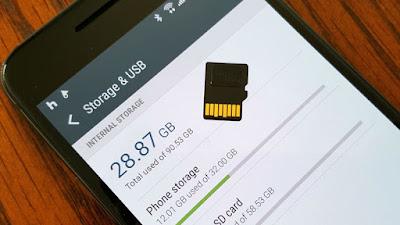 Cara Mengembalikan Memori Internal Android Seperti Semula