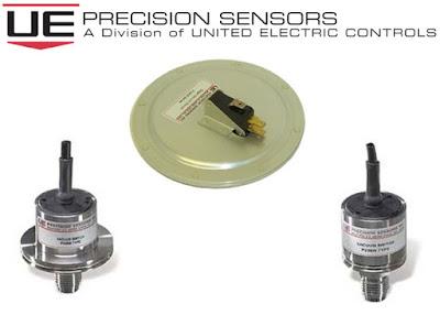 Vacuum Pressure Switches precision sensors