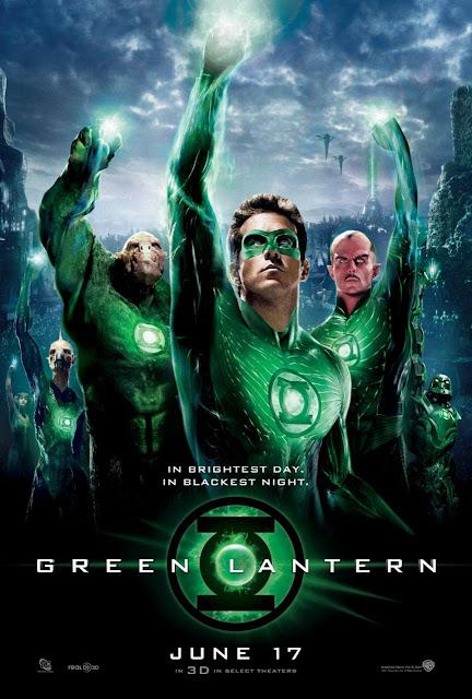 Nuevo poster de Green Lantern