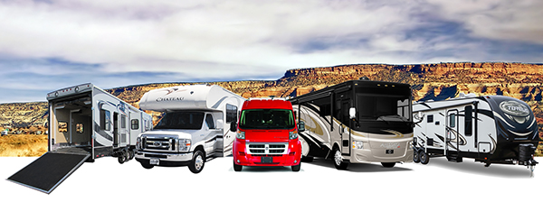 To buy a new RV or buy a used RV