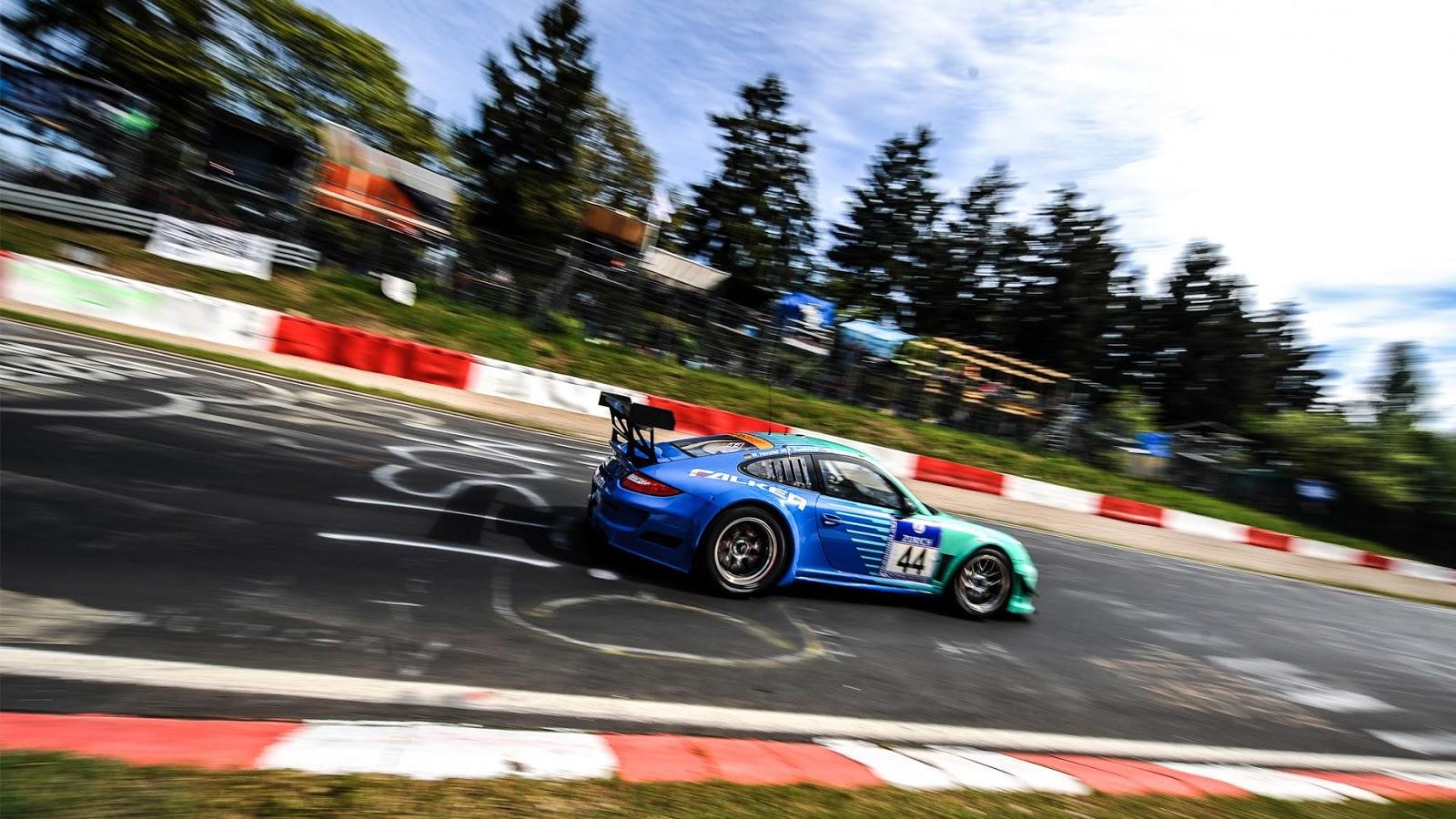 2012 - Porsche 997