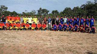 Wakil Bupati Buka Turnament Karang Taruna Cup Desa Terduk Dampak