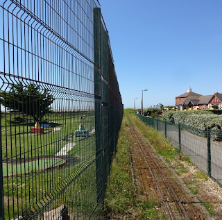 St Annes Miniature Railway in Lytham Saint Annes