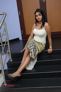 Actress Pooja Sri Stlls at Musugu Movie Press Meet 0062.JPG
