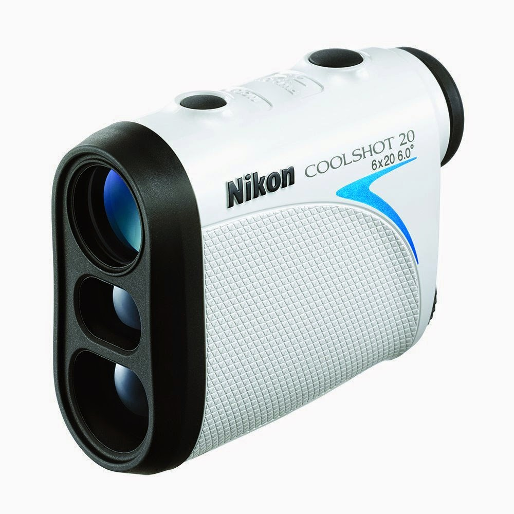 Nikon COOLSHOT 20 Golf Laser Rangefinder, review plus compare with COOLSHOT 40