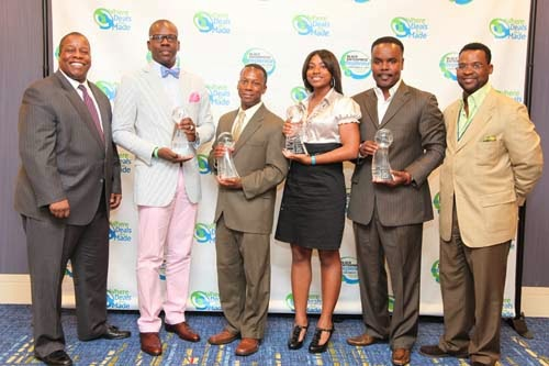 Black Enterprise Small Business Award Recipients