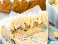 Recipe Easter Sugar Cookie Cake