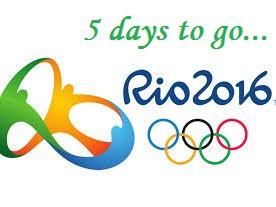 Latest on olympics