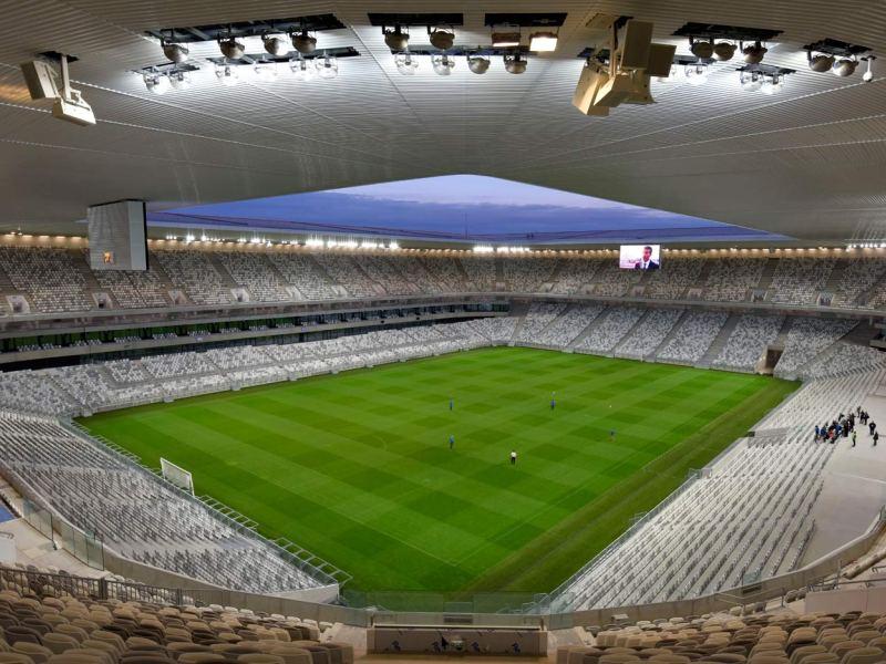 Stadion Nouveau Stade de Bordeaux Perancis