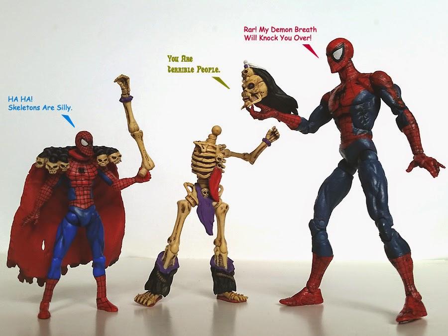 Skeleton Warriors Toys 20