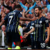 Arsenal 0-2 Manchester City: Sterling and Silva on scoresheet