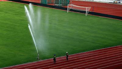 Frozen Air Mineral, Dari Mata Air Terbaik Pandaan Menuju Stadion Utama Gelora Bung Karno