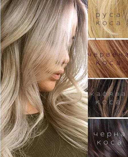Тенденции за цвят на косата 2020