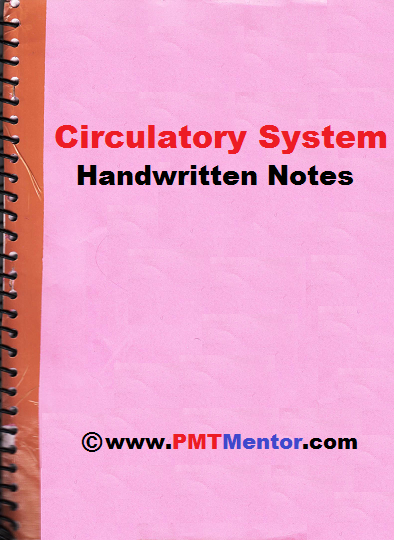 circulatory-system-handwritten-notes