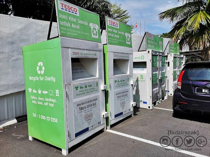 Tempat Recycle Baju Lama Di Shah Alam