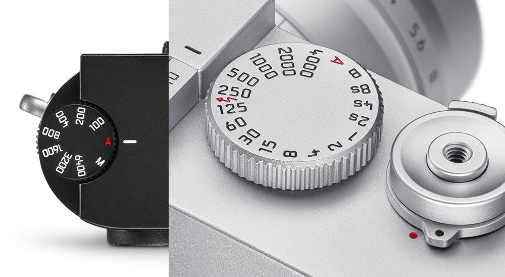 Органы управления Leica M10