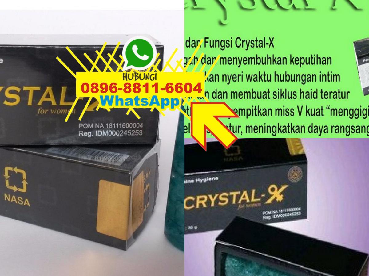 Apakah Crystal X Ada Di Apotek Asli Cristal Kristal Original Obat Herbal Keputihan
