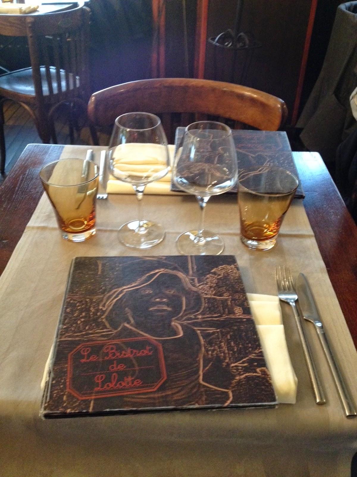 Le Bistrot de Lolotte - restaurant