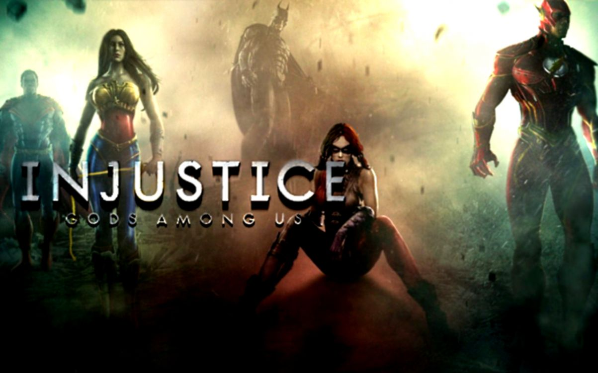 Injustice Gods Among Us Batman Action Wallpapers