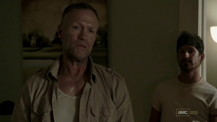 The Walking Dead 3x03 - Merle Dixon