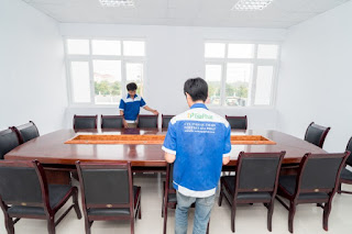 Nội thất văn phòng Quận Tân Phú - Thi công dịch vụ nội thất văn phòng trọn gói HCM