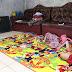 Di Lokasi TMMD,  Satgas Membantu Anak-Anak Sekolah Belajar di Rumah