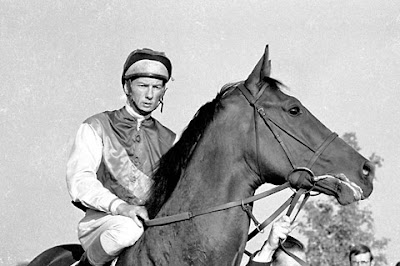 Nijinsky winner of the Triple Crown trained by Vincent O'Brien
