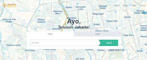 Jakarta Tidak Lagi Kelam