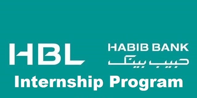 HBL League Internship Program 2019 | Paid Internship | 12,000 Monthly stipend |