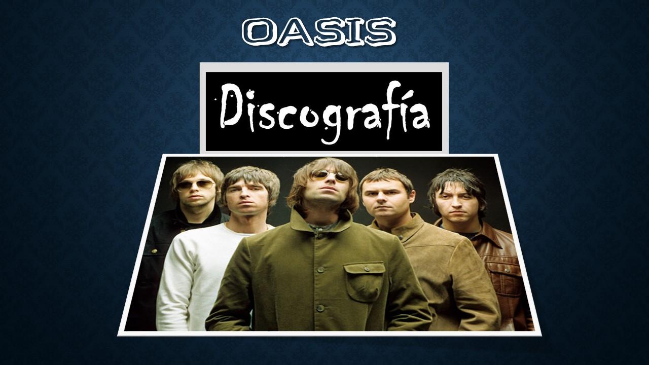 oasis discografia download