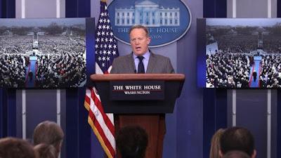 Прес-секретар Білого дому