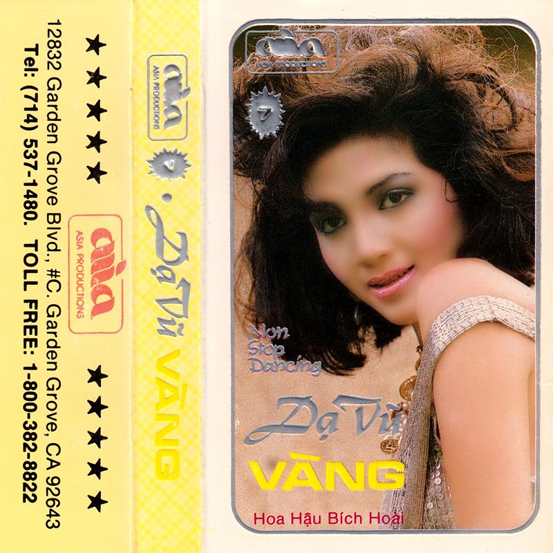 Tape Asia 7 - Dạ Vũ Vàng (WAV)