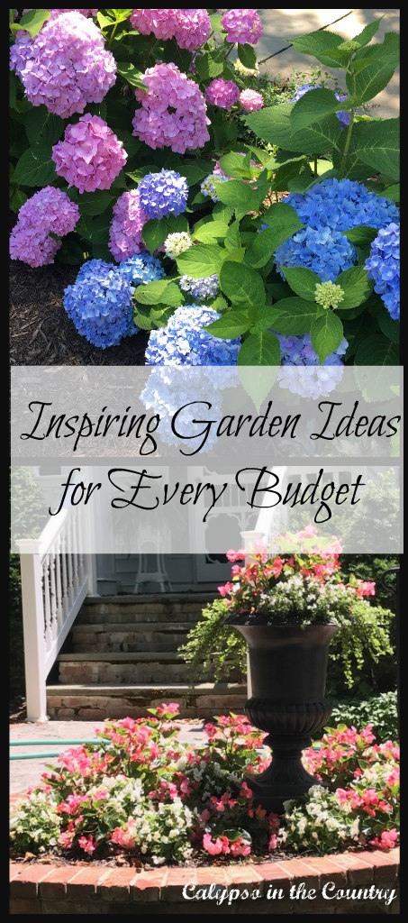 Beautiful Garden Tour and Ideas for Every Budget