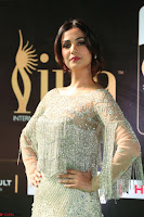Sonal Chauhan in a stonework Floor Length Silver Designer Gown at IIFA Utsavam Awards March 2017 023.JPG